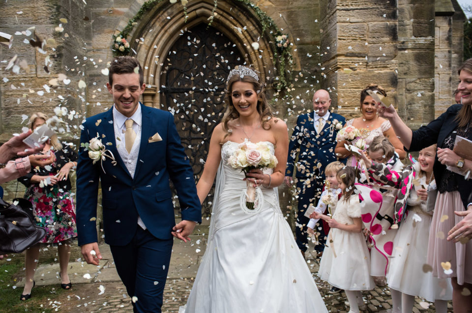 Kilndown Church Wedding in Kent - Jade & Stuart