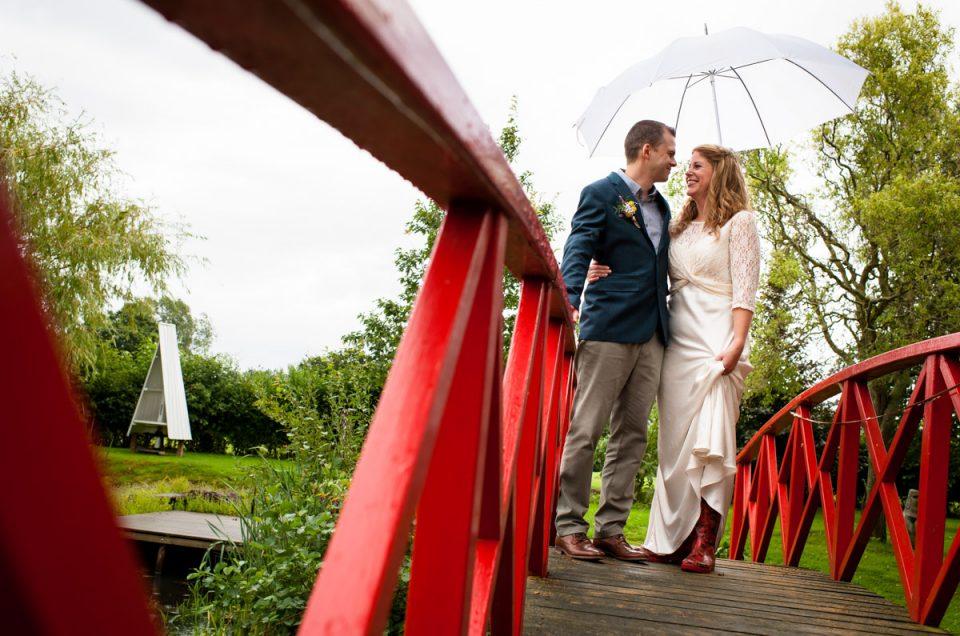 Kent Wedding at Ratsbury Barn - Corrine & Doug