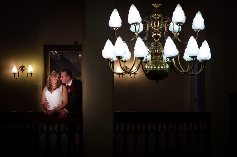 Wedding at Latimer Place, Buckinghamshire - Caroline & Damien