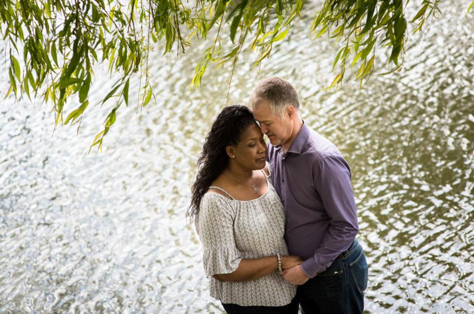 Pre Wedding Photoshoot in Hythe, Kent - Juliet & Darren