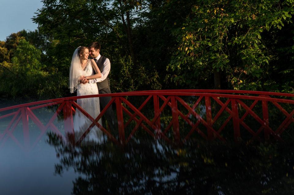 Ratsbury Barn Wedding Photography in Kent - Beth & Tom