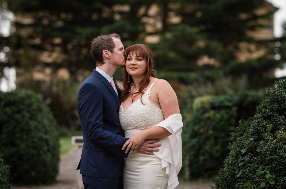 Danson House Wedding Photography – Lucie & John
