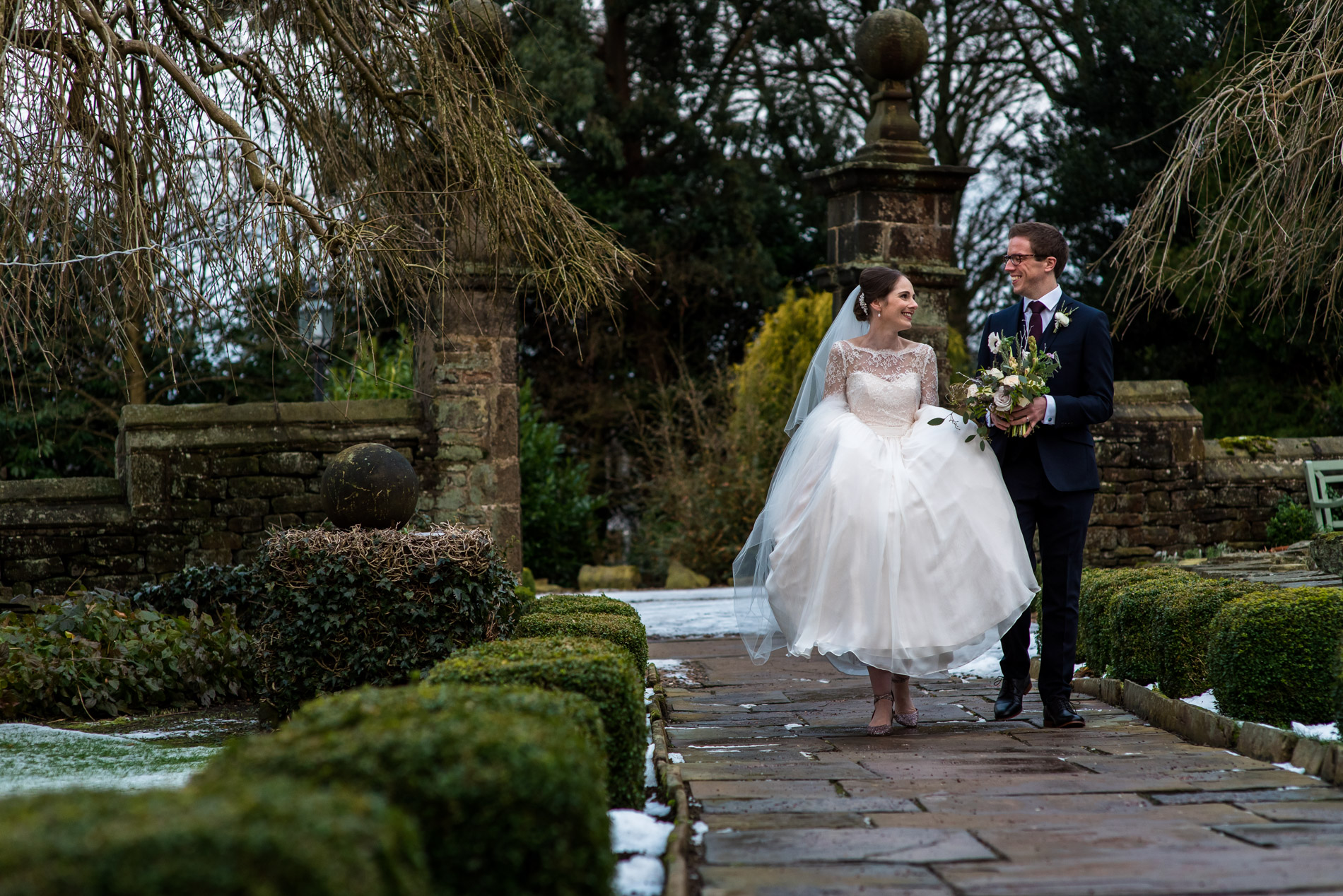 Wedding Photography at Holdsworth House Yorkshire