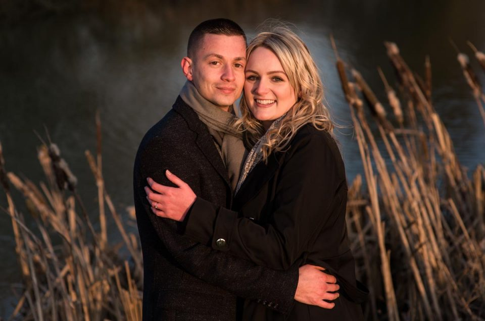 Engagement Photography in Kent - Amy & Rob