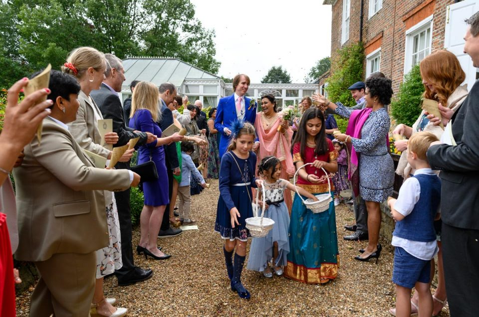 Chilston Park Wedding Photography - Vinita & Doug